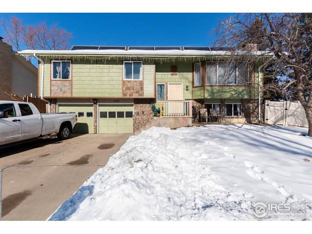 1625 29th Ave Ct, Greeley, CO 80634 (MLS #900059) :: Downtown Real Estate Partners