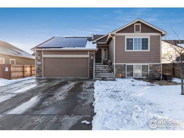 2841 Avocado Ave, Greeley, CO 80631 (MLS #900060) :: June's Team