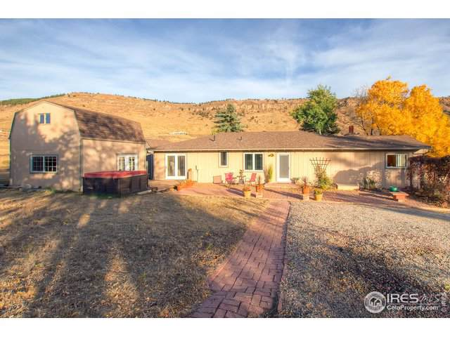 31 Colard Ln, Lyons, CO 80540 (MLS #900071) :: June's Team