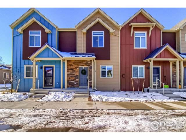 1317 Country Ct H, Longmont, CO 80501 (MLS #900079) :: Jenn Porter Group