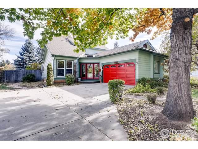 7183 Dry Creek Ct, Niwot, CO 80503 (MLS #900080) :: Jenn Porter Group