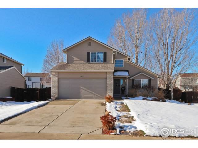 5455 Fox Run Blvd, Frederick, CO 80504 (MLS #900082) :: Keller Williams Realty
