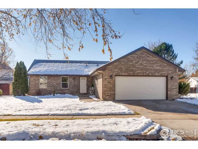 1101 Arapahoe Ave, Berthoud, CO 80513 (MLS #900088) :: Kittle Real Estate
