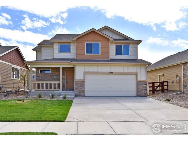 1530 Wavecrest Dr, Severance, CO 80550 (MLS #900099) :: 8z Real Estate