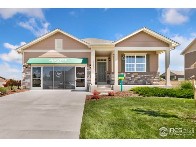 7223 Clarke Dr, Frederick, CO 80530 (#900102) :: The Dixon Group