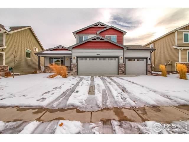 1607 Mount Meeker Ave, Berthoud, CO 80513 (MLS #900131) :: 8z Real Estate