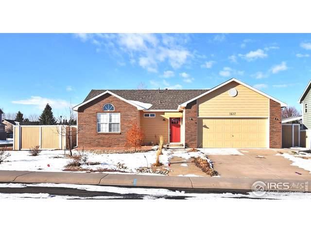 1617 51st Ave, Greeley, CO 80634 (#900136) :: James Crocker Team
