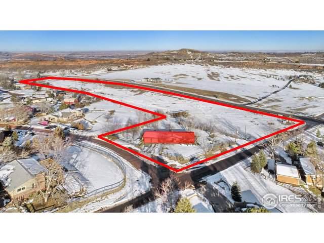 700 Pecan Dr, Bellvue, CO 80512 (MLS #900157) :: 8z Real Estate