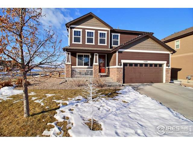 1129 103rd Ave, Greeley, CO 80634 (MLS #900161) :: Downtown Real Estate Partners
