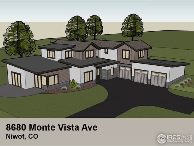 8680 Monte Vista Ave, Niwot, CO 80503 (MLS #900162) :: 8z Real Estate