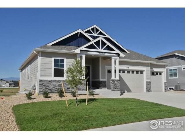 857 Sunlight Peak Dr, Severance, CO 80550 (MLS #900165) :: 8z Real Estate