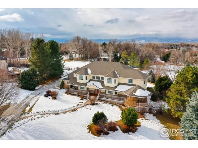 7205 Spring Creek Cir, Niwot, CO 80503 (MLS #900168) :: Jenn Porter Group