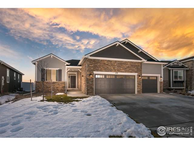 678 Sundance Dr, Windsor, CO 80550 (MLS #900176) :: Downtown Real Estate Partners