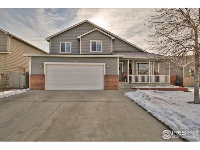 4126 W 31st St, Greeley, CO 80634 (MLS #900186) :: Downtown Real Estate Partners