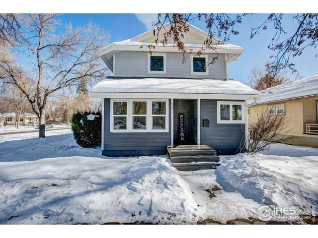 301 Garfield St, Fort Collins, CO 80524 (MLS #900208) :: 8z Real Estate