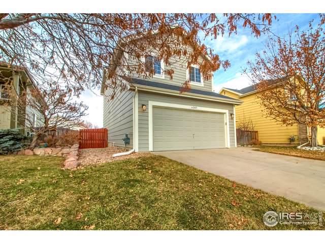 6507 St Vrain Ranch Blvd, Firestone, CO 80504 (MLS #900209) :: 8z Real Estate