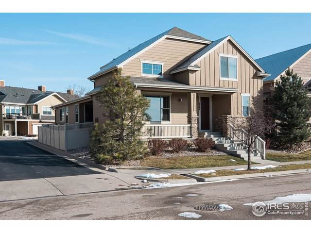 4744 Prairie Vista Dr, Fort Collins, CO 80526 (MLS #900210) :: 8z Real Estate