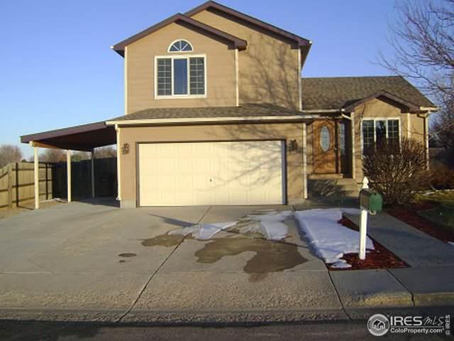 417 Glacier Ave, Brush, CO 80723 (MLS #900213) :: Keller Williams Realty