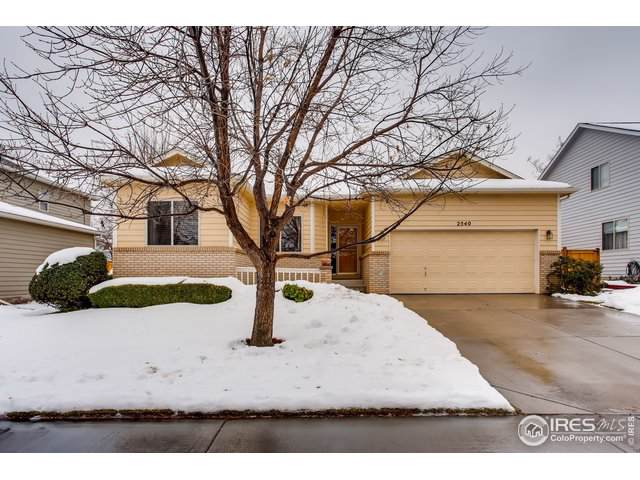 2540 Forsythia Dr, Loveland, CO 80537 (MLS #900216) :: Keller Williams Realty