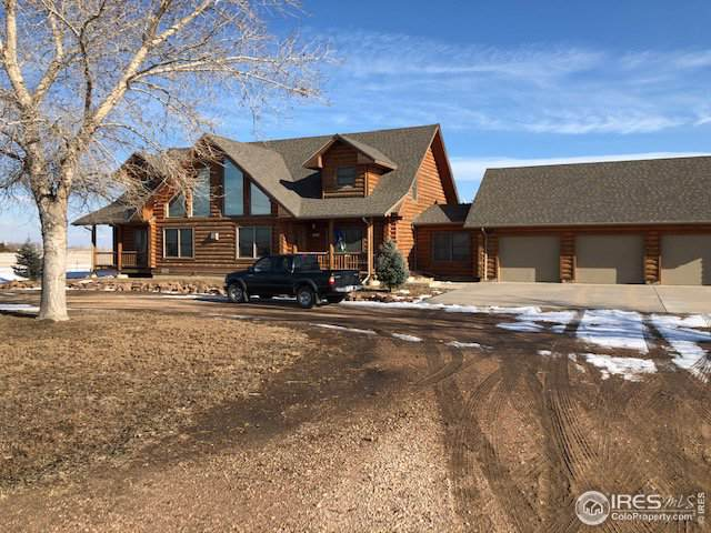 33042 County Road 61.5, Gill, CO 80624 (MLS #900226) :: June's Team