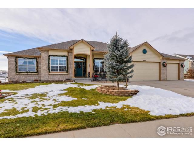400 Estate Dr, Johnstown, CO 80534 (#900246) :: The Griffith Home Team