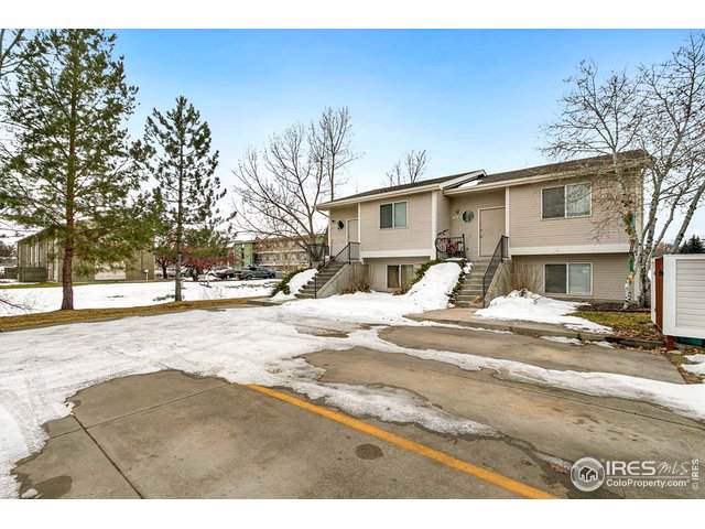 702 Glenmoor Drive Dr, Fort Collins, CO 80521 (MLS #900247) :: Downtown Real Estate Partners