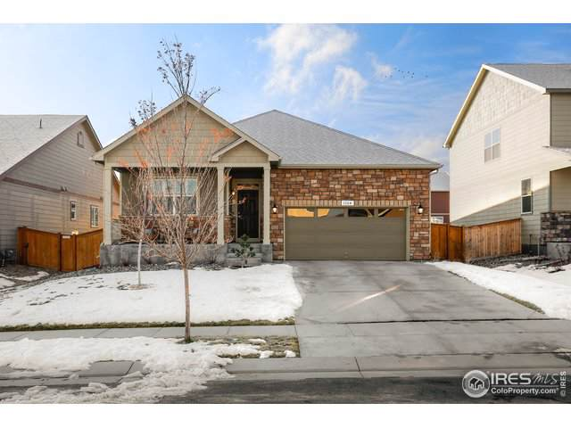 1164 W 170th Pl, Broomfield, CO 80023 (MLS #900248) :: 8z Real Estate