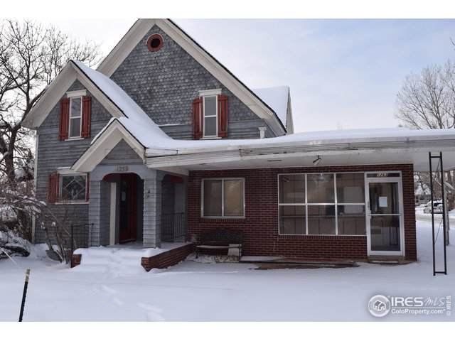 1259 N Lincoln Ave, Loveland, CO 80537 (MLS #900262) :: Downtown Real Estate Partners