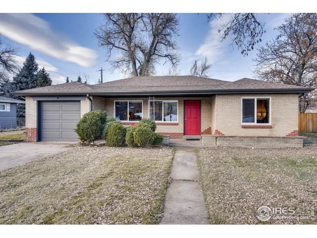 10085 W 23rd Ave, Lakewood, CO 80215 (#900275) :: The Griffith Home Team