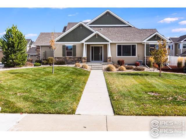 6826 Nimitz Dr B101, Fort Collins, CO 80526 (#900277) :: The Griffith Home Team