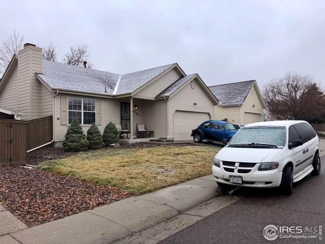 1288 Sunnyside St, Highlands Ranch, CO 80126 (MLS #900281) :: 8z Real Estate