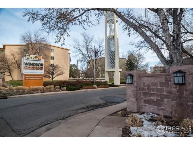 350 S Clinton St 12C, Denver, CO 80247 (MLS #900283) :: Downtown Real Estate Partners