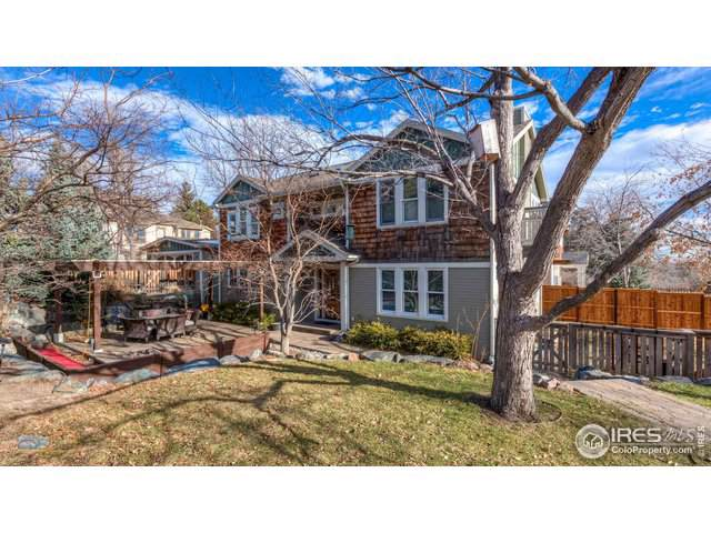 505 Dellwood Ave, Boulder, CO 80304 (MLS #900296) :: Kittle Real Estate