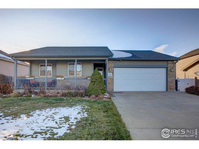 1911 84th Ave, Greeley, CO 80634 (#900304) :: The Griffith Home Team