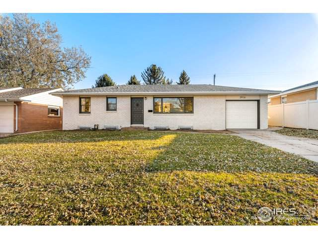 2916 W 12th St, Greeley, CO 80634 (MLS #900321) :: Bliss Realty Group