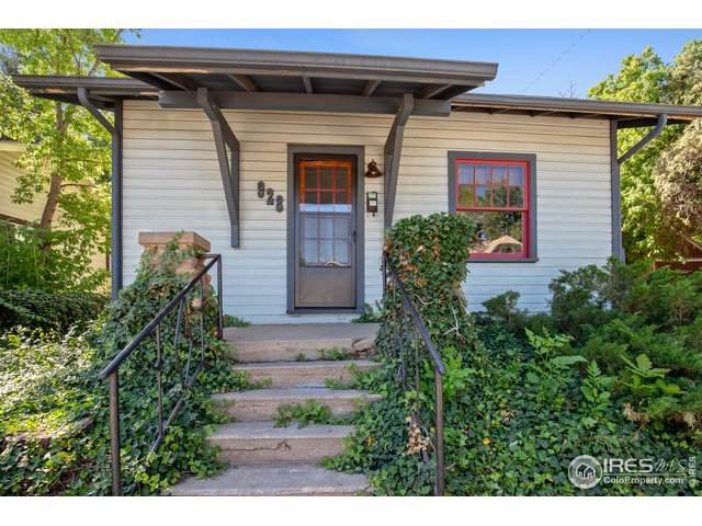 928 Grandview Ave, Boulder, CO 80302 (MLS #900333) :: Kittle Real Estate