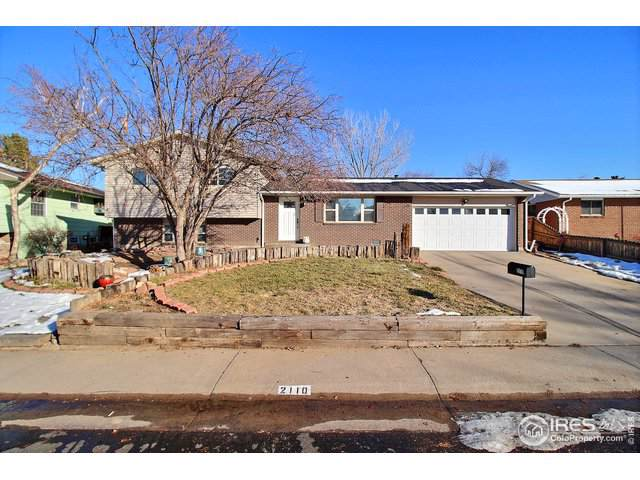 2110 26th Ave Ct, Greeley, CO 80634 (MLS #900334) :: Bliss Realty Group