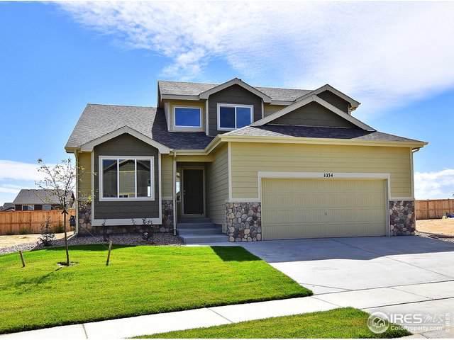 1561 Driftline Dr, Severance, CO 80550 (MLS #900341) :: 8z Real Estate