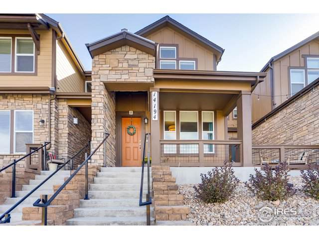 14194 W 88th Dr B, Arvada, CO 80005 (#900342) :: The Margolis Team