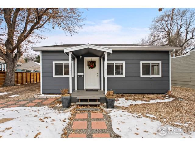 751 9th Ave, Longmont, CO 80501 (MLS #900345) :: Bliss Realty Group