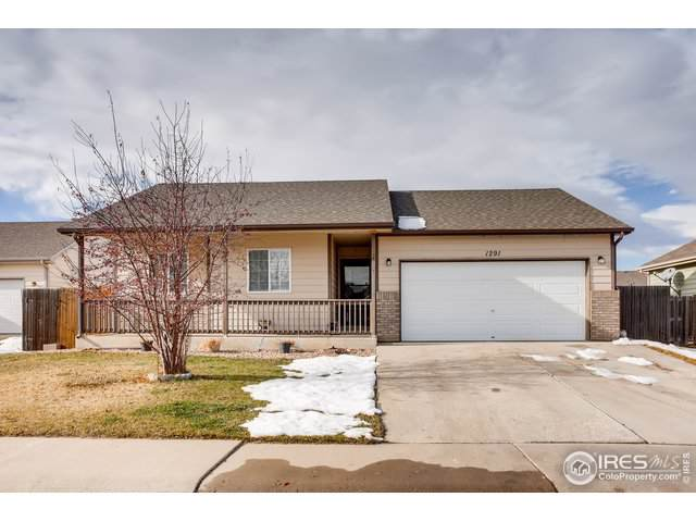 1291 S Haymaker Dr, Milliken, CO 80543 (MLS #900347) :: Colorado Home Finder Realty