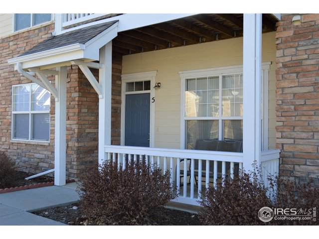 3606 Ponderosa Ct #5, Evans, CO 80620 (MLS #900353) :: Bliss Realty Group