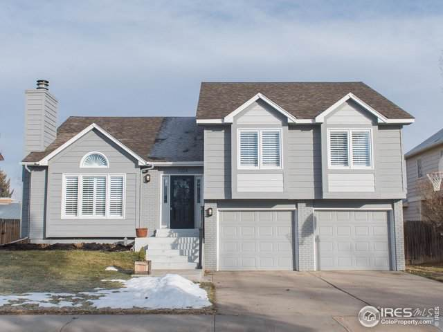 1024 Butte Pass Dr, Fort Collins, CO 80526 (MLS #900354) :: Fathom Realty