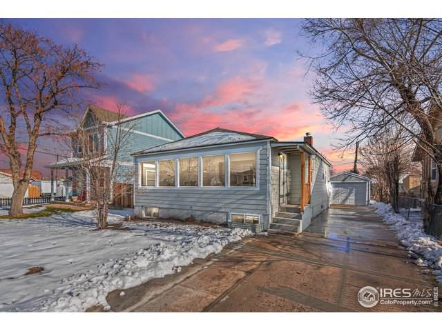 424 14th Ave, Greeley, CO 80631 (MLS #900356) :: Bliss Realty Group