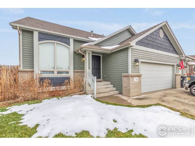 312 Granite Ct, Windsor, CO 80550 (#900358) :: The Griffith Home Team