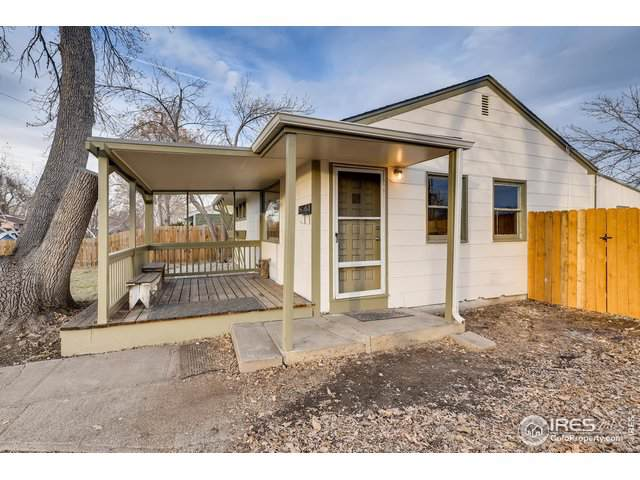 2346 S Linley Ct, Denver, CO 80219 (MLS #900362) :: Downtown Real Estate Partners