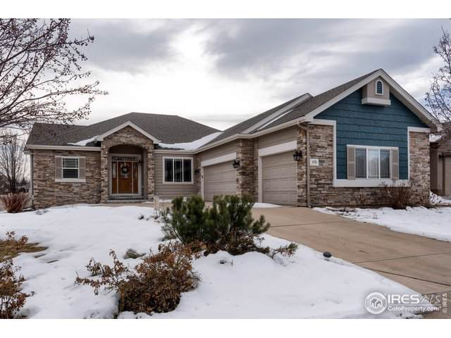 870 Longspur St, Loveland, CO 80538 (MLS #900364) :: Windermere Real Estate