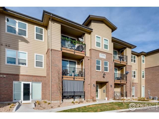 15354 W 64th Ln #206, Arvada, CO 80007 (#900372) :: The Peak Properties Group