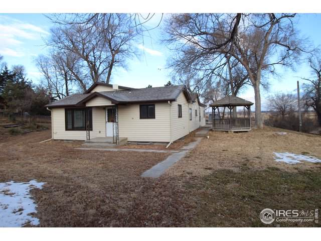17283 County Road 30, Sterling, CO 80751 (MLS #900374) :: Windermere Real Estate