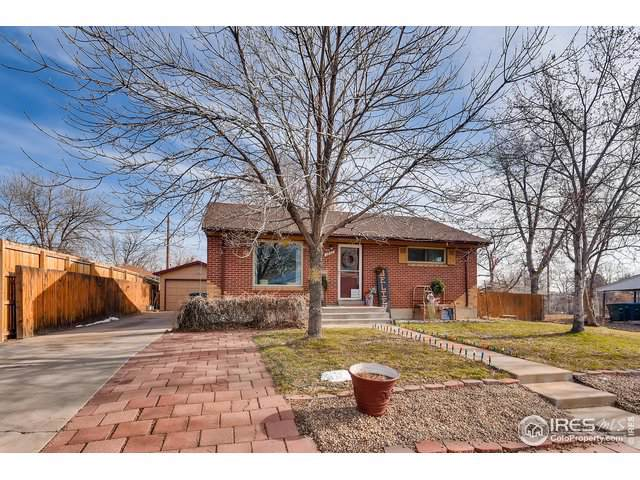 1455 Elmer Dr, Northglenn, CO 80233 (#900375) :: The Peak Properties Group
